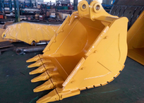 CAT336 excavator 2.4cum Rock bucket