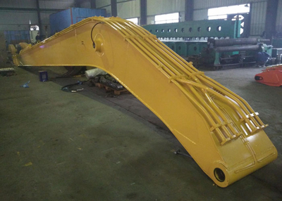 Hyundai R450 25m long reach